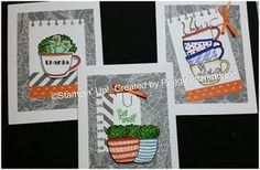 ToniStamps: Peggy's Paper Pumpkin Creations - July 2015