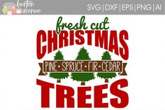 Fresh Cut Christmas