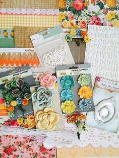 My Creative Scrapbook: January Kits Reveal + January 2015 Limited Edition kit  featuring the Tropical Punch collection from Kaisercraft