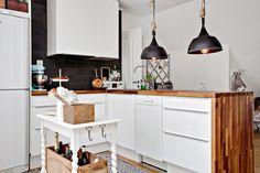 Accente shabby chic într-un apartament de 76 m² | Jurnal de design interior