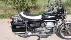 Image result for moto guzzi t3 california Moto Guzzi California, Motorcycle Posters, Motorcycles, Bike, Vehicles, Image, Inspiration, Trading Cards, Baggers