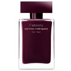 Narciso Rodriguez For Her L'Absolu (EDP, 50ml - 100ml) (£60) ❤ liked on Polyvore featuring beauty products, fragrance, perfume, beauty, makeup, accessories, parfum fragrance, eau de perfume, perfume fragrance and narciso rodriguez fragrance