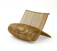 MARC NEWSON  Wood Chair  1988 - Cappellini