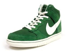NIKE DUNK HIGH 08 GRN/WHT