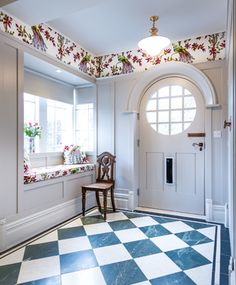Magnolia Cottage - Eclectic - Entry - north west - by Turner Builders Ltd
