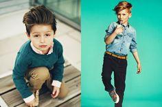 Resultado de imagem para Meninos e garotos fashionista