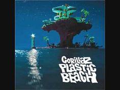 Gorillaz-Plastic beach (full album)