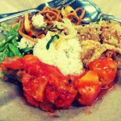 Menu murah dari resto Kehidupan Tidak Pernah Berakhir di Bandung. 16 rebu sajahhh.... :9
