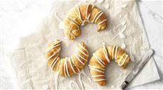 Makové croissanty