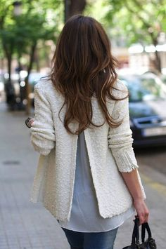 open back jacket