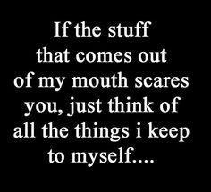 Things I Keep To Myself