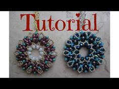 DIY Tutorial : Medaglione Esmeralda | S. Pietroburgo | raw ✿◕ ‿ ◕✿ - YouTube