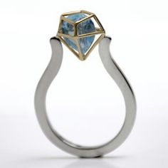 Refigio ring by Very Garcia