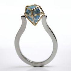 Refigio ring by Very Garcia
