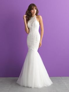 Allure Bridals Romance 3002  Romance Bridal by Allure Best Bridal, Prom, and Pageant gowns in Delaware