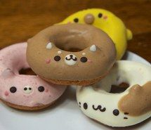 Inspiring image cookies, donuts, food, kawaii food #2480194 by Maria_D - Resolution 500x325px - Find the image to your taste