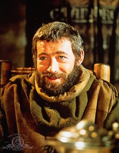 "Peter O'Toole as King Henry II in ""The Lion In Winter"""