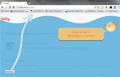 Bitly's Creative UI to add their bitmarklet