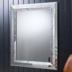 Hyland Wall Mirror - £199 | brandinteriors.co.uk