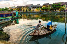 Hoi An ancient town, Vietnam. #vietnam #beauty #nature #hoian #town #oldtown #drivevietnam #airport #transfer