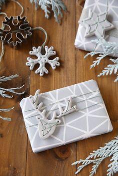 {DIY} Weihnachtliche Geschenk-Anhänger aus Fimo, Giveaway & Workshop - mein feenstaub – DIY, Deko, Design