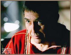 "Ciarán Hinds as ""Gaius Julius Caesar"" Rome Hbo, Gaius Julius Caesar, Ciaran Hinds, Best Actor, A Good Man, Jon Snow, Tv Series, The Past, Memories"