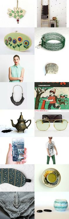 Spring gifts by Tamar Landau on Etsy--Pinned with TreasuryPin.com