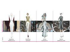 Flyer NFA | Next Fashion School -Scuola di Moda che prepara stilisti, modellisti e professionisti del Fashion System