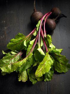 The 10 Healthiest Food Pairings: Beet Greens + Chickpeas