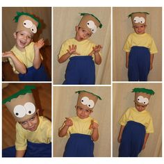 Phineas and Ferb - DIY Halloween Costumes Cute Costumes, Diy Halloween Decorations, Halloween Costumes For Kids, Halloween Crafts, Halloween Party, Costume Ideas, Halloween Queen, Halloween 2018, Phineas And Ferb Costume