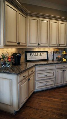 Valspar Aspen grey and black glaze | Painting cabinets | Pinterest ...