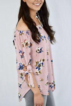 The Felicia Floral Top