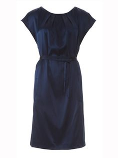 """I am sew in love with this Berda Style """"Satin Dress"""" Pattern $5.40"""