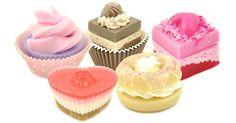 The Beauty Bakery : Cupcakes Soap