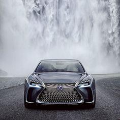 2017 Lexus LFFC Fuelcell Concept