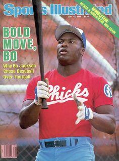 Bo Jackson KC Royals Signed 1986 Bold Move Bo Sports Illustrated Magazine in Sports Mem, Cards & Fan Shop, Autographs-Original, Baseball-MLB, Magazines Royals Baseball, Baseball Players, Baseball Teams, Baseball Park, Mlb Teams, Baseball Field, Si Cover, Sports Illustrated Covers, Bo Jackson