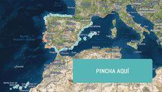 Las 350 mejores playas de España y Portugal