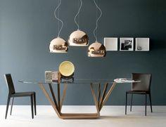 Mesa de Vidro: 60 Modelos de Jantar Redondos, 4 e 6 Cadeiras