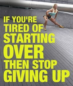 Dont give up!