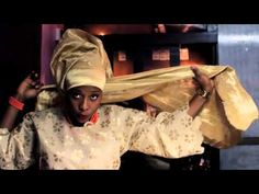 Ewar Makeovers - How To Tie Gele African Head Scarf, African Head Wraps, African Dress, Turbans, How To Tie Gele, Nigerian Bride, Thinking Day, Bad Hair Day, Headgear