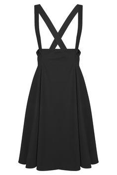 bannou Rokken & Petticoats Joan Circle Skirt black Joan Circle Skirt Direct leverbaar uit de webshop van www.ilovevintage.nl/