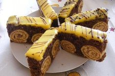 Bicikli szelet - A recept beküldője myTaste Waffles, French Toast, Cheesecake, Breakfast, Food, Morning Coffee, Cheesecakes, Essen, Waffle