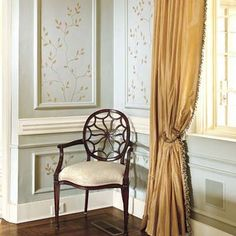 Photo: Deborah Whitlaw Llewellyn | thisoldhouse.com | from How to Paint a Decorative Twig Design