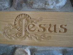 Wood+Carving | 45 Wood Carving: Merry Christmas. Cool carvings at Calvin College and ...