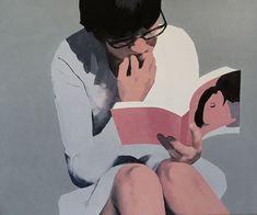 O romantismo nas pinturas de Jarek Puczel – BLCKDMNDS