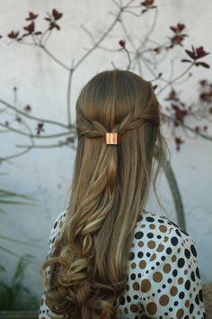 Braiders Candid 1 Pcs Fashion Women Lady Multilayer Tassels Pearl Chain Hairpin Dish Hair Accessories Hair Clips