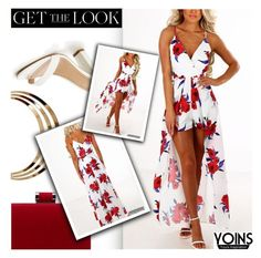 """""""Yoins"""" by dressedbyrose ❤ liked on Polyvore featuring yoins, yoinscollection and loveyoins"""