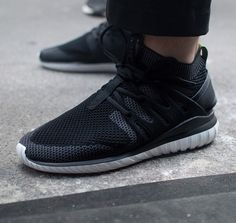 The Adidas Tubular Nova. Releasing SS16 spotted at PFW. #sneakers