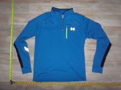 Under Armour UA Performance Mens 1/4 Zip Fitness Sweat Shirt Size XL XLarge Run…