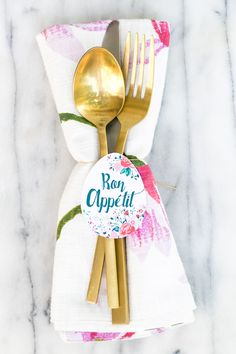 Bon Appetit! Egg Brunch Printable - Sugar and Charm - sweet recipes - entertaining tips - lifestyle inspiration